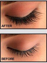 False Eyelash Extension: Semi Permanent Eyelash Extensions London